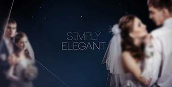 افترافکت Simply Elegant Slideshow