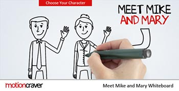 Meet Mike Mary Whiteboard