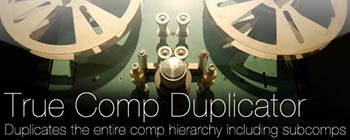 اسکریپت True Comp Duplicator