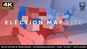 Election Map LITE