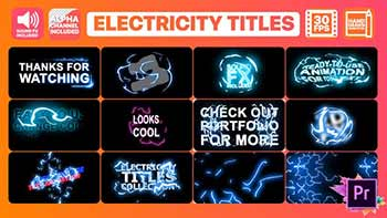 Electricity Titles Collection