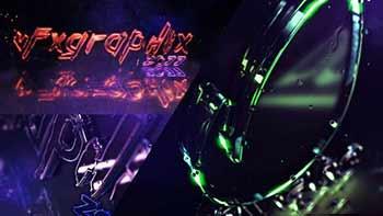 Cyber Neon logo