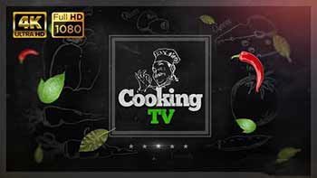 Cooking TV Show Pack