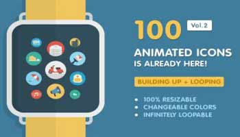 Ballicons Vol2 100 Animated Icons