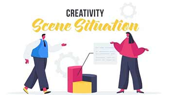 Сreativity Scene Situation-27643019