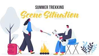 Summer trekking-27642905