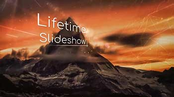 Lifetime Slideshow