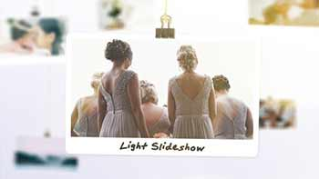 Light Photo Slideshow