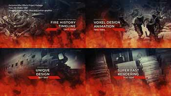Fire History Timeline-27857815