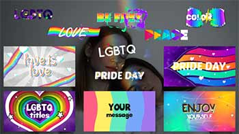 LGBTQ Titles And Scenes-748531