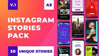 Instagram Stories Pack-22443576