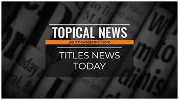 Titles News-27819083