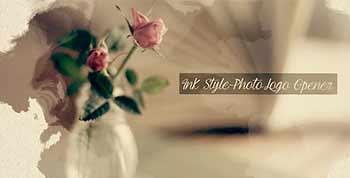 Ink Style Photo Logo-9342153