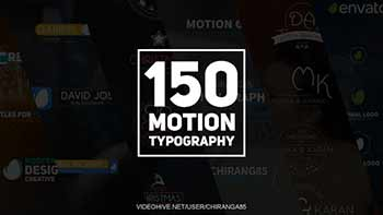 150 Motion Typography-20949185