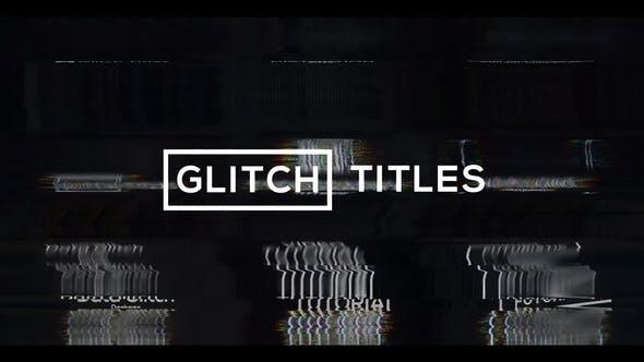 Glitch Modern Titles-28914948