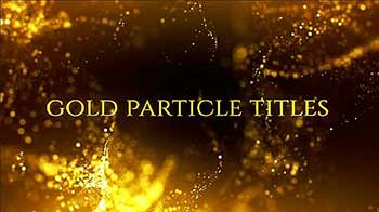 Gold Particles Titles-840855