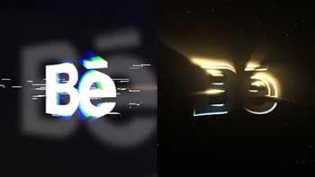 Epic Glitch Logo Intro-28794142