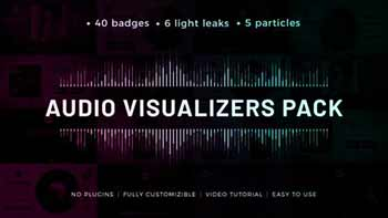 Audio Visualizers Pack-850897