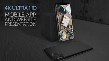 4K Mobile App Promo-893062