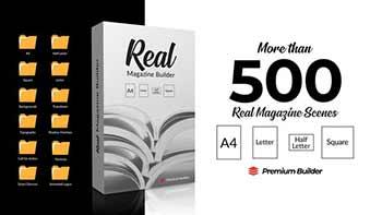 Real Magazine Builder for Element 3D-29703858