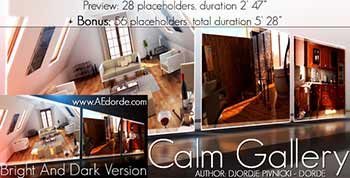 Calm Gallery