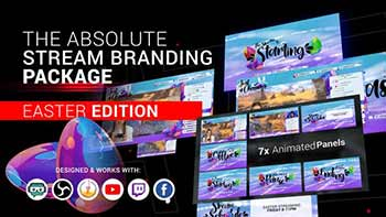 Stream Branding Package-30886873