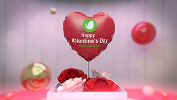 Valentines Day Greeting-30265348