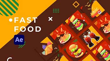 Fast Food Product Promo-31670718
