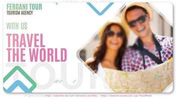 Tourist Agency Promo-31995471