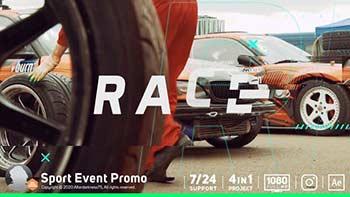 Sport Event Promo-21388618