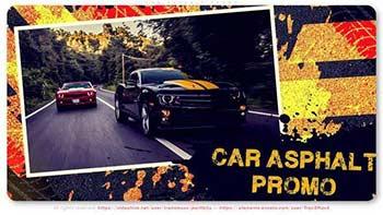 Car Asphalt Promo-31995377