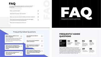 FAQ Frequently Asked Questions Answers-31989449