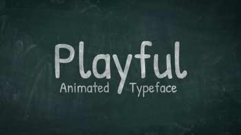 Playful Animated Handwriting-31858812