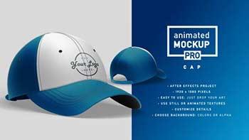 Cap Mockup Template-32523603