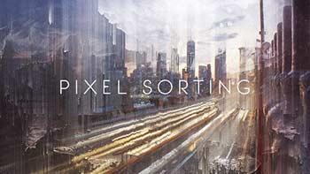 Pixel Sorting Glitch Titles-19068254