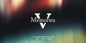 Memories V Flashback Slideshow