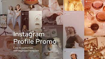 Instagram Profile Promo-33267637