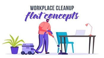 Workplace cleanup-33263984