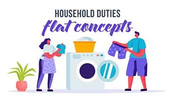 Household duties-33263968