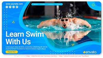 Lets Swim Pool Promo-33224856