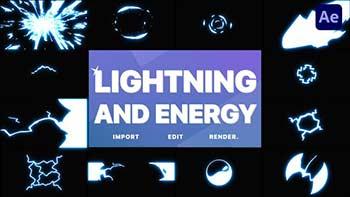 Lightning and Energy Elements-33225150