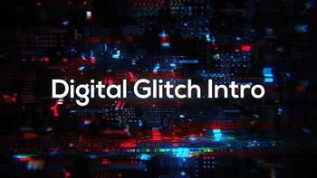 Glitch Technology Intro-33282479