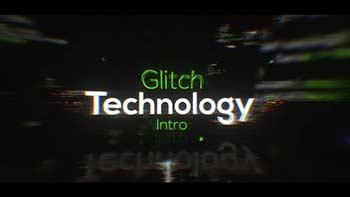 Glitch Titles and Logo-33312293