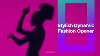 Stylish Dynamic Fashion Opener-33221336