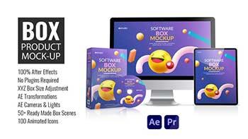 Box Product Mock-up-33176397