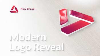 Modern Clean Logo Reveal-30276616