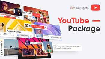 YouTube Package-33137931