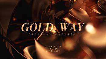 Gold Way-33907333