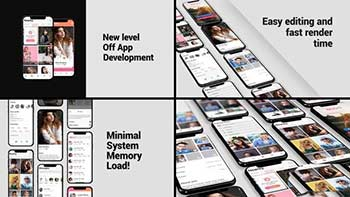 Minimalistic App Promo-28775688