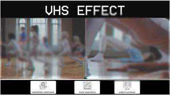 VHS Effect-33841414